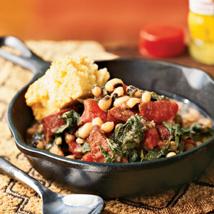 Black-Eyed Pea Stew Recipe