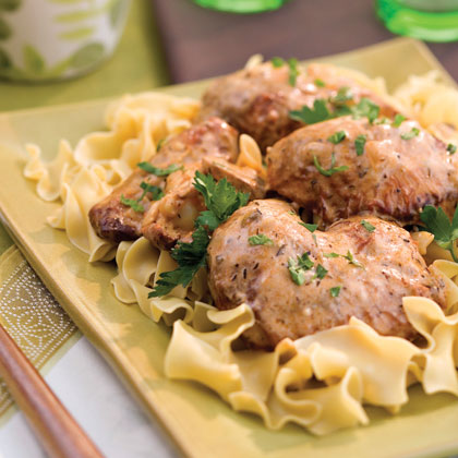 Snappy Smothered Chicken Recipe