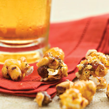 Peppered Caramel Corn Recipe
