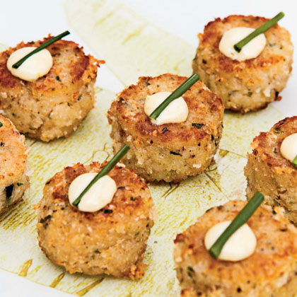Caribbean Crab Cake Recipe