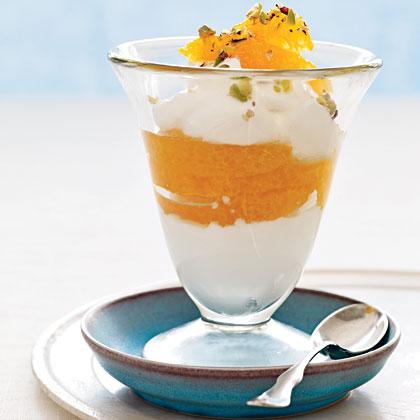 Greek Yogurt Parfaits