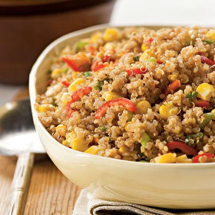 Mediterranean Breakfast Couscous