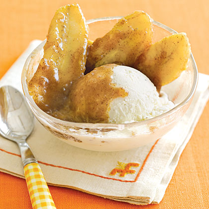 Bananas Foster RecipeThis sensual date-night dessert features tons of potassium and vitamin B, which are both known to rev up those hormones. Ripe, sweet bananas are sautéed in a savory butter mixture made from brown sugar, dark rum, cinnamon, and crystallized ginger. Be sure to serve with scoops of vanilla ice cream–the warm bananas and cold ice cream blend beautifully to end your evening in a special way.