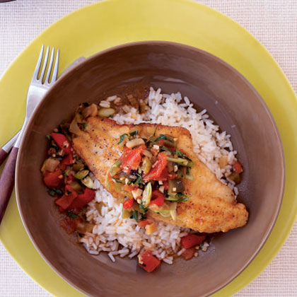 Catfish CourtbouillonRecipe