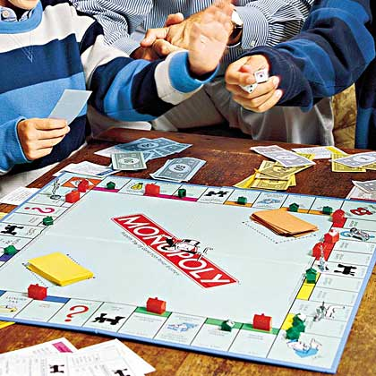 Plan a Family Game Night