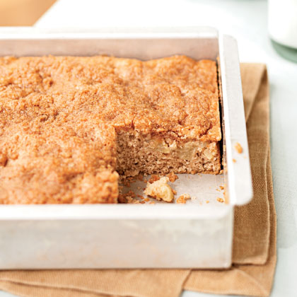 Apple-Cinnamon Coffeecake Recipe