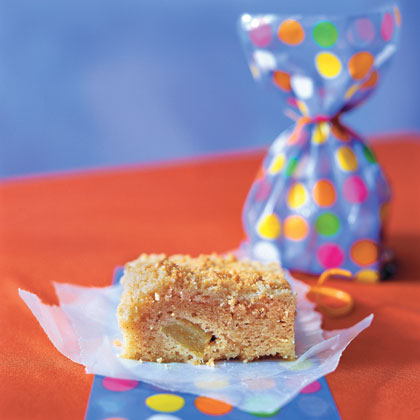 Apple-Spice Crumb Cake