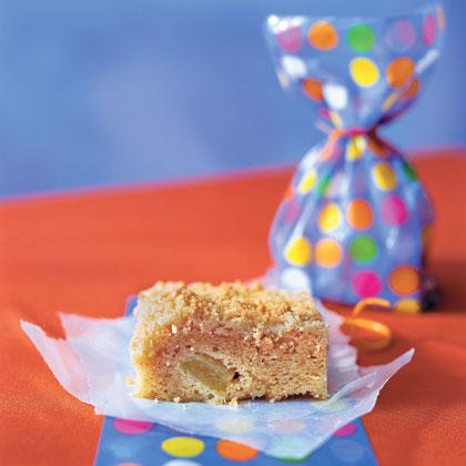 Apple-Spice Crumb Cake