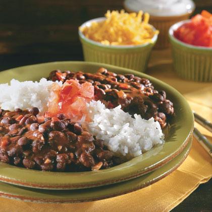 Black Beans and RiceRecipe
