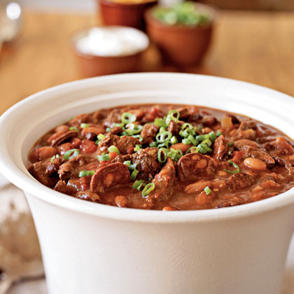 reviews 21 this chili recipe with chorizo stew beef and black beans ...