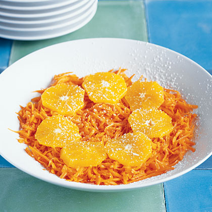Carrot and Orange SaladRecipe