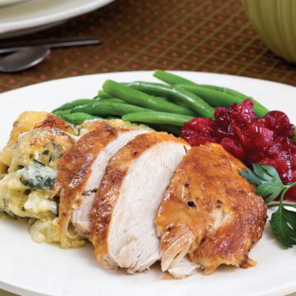 Two-Alarm Deep-Fried Turkey
