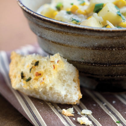 Garlic-Herb Bread