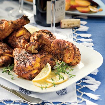 Roasted Paprika Chicken