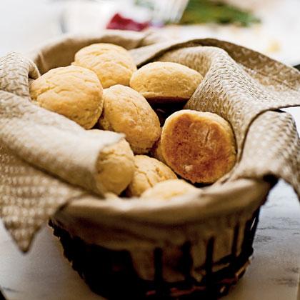 Potato-Sour Cream Biscuits