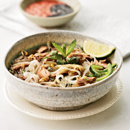 Turkey Pho Recipe | MyRecipes