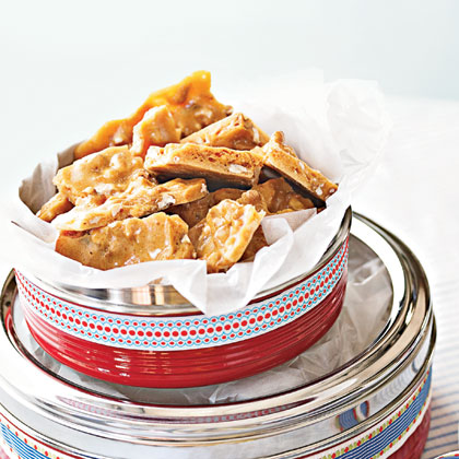 Walnut Brittle Recipe