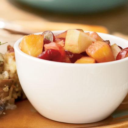 Macerated Winter Fruit Recipe