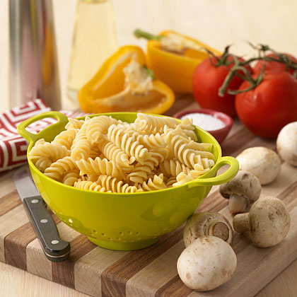 When you're serving a hearty dish and don't want to miss a drop of flavor, pair it with rotini, a spiral-shaped pasta with plenty of nooks and crannies for seasonings, sauces, and vegetables to hide. Rotini is a favorite to serve with coating, cheesy sauces, so try it in your go-to macaroni and cheese recipe, then give a few of our top-picks a try.