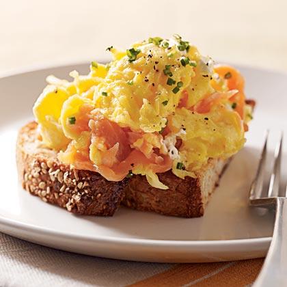 Goldilox Scrambled Eggs