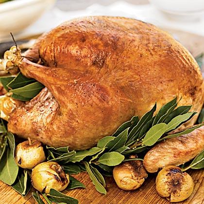 Herb-Roasted Turkey Recipe