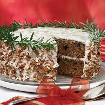Holiday Fig Cake