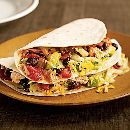 Mojo Turkey Tacos Recipe