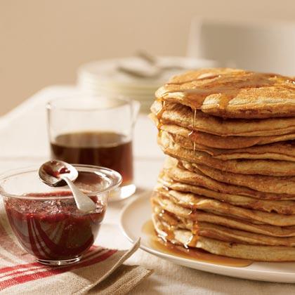 Sarabeth's Pancakes Recipe