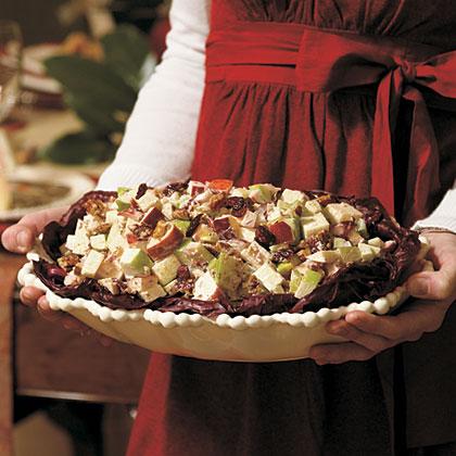 Waldorf Salad Jubilee Recipe