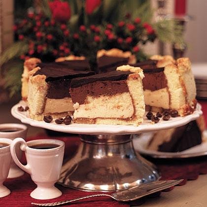 Chocolate Tiramisù Charlotte