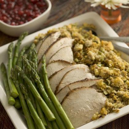 Savory Herb Roasted Turkey