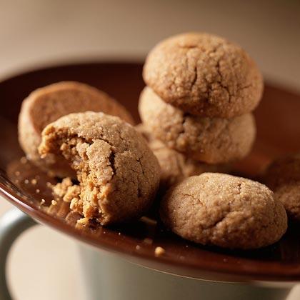 Ginger Crinkles Recipe