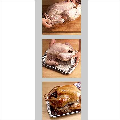 Roasting Turkey for Beginners