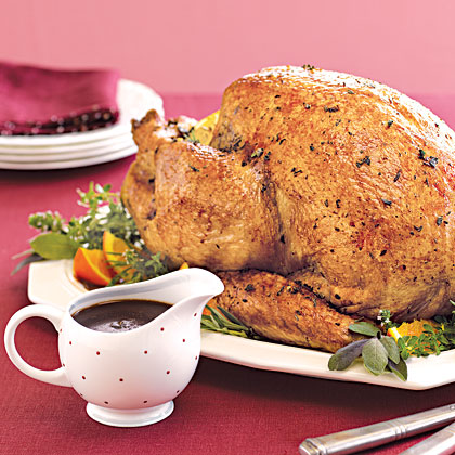 Herb-Roasted TurkeyRecipe