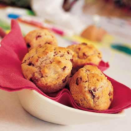 Fresh Cranberry Muffins Recipe