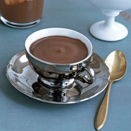 Chocolate PotsRecipe