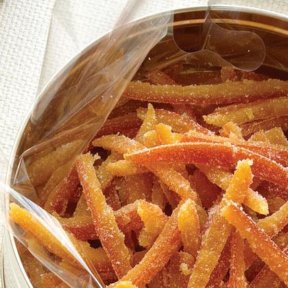 Candied Citrus Peel Recipe
