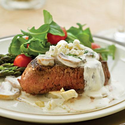 Beef Gorgonzola Recipe