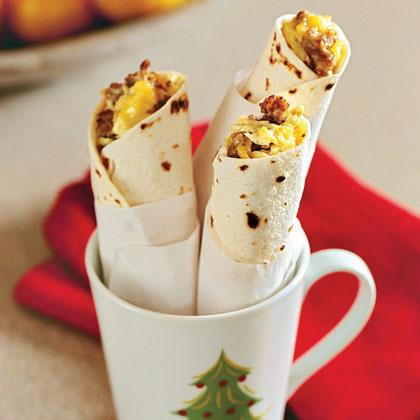 Breakfast Tortillas Recipe