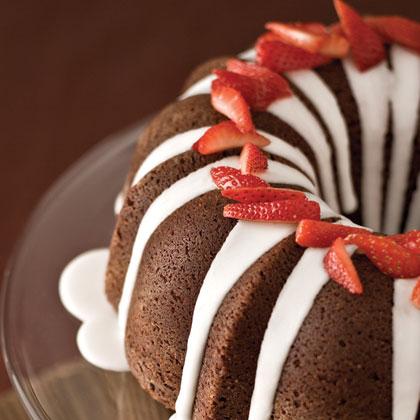 Dark Chocolate Bundt CakeRecipe