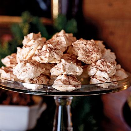 Coconut Meringues Recipe