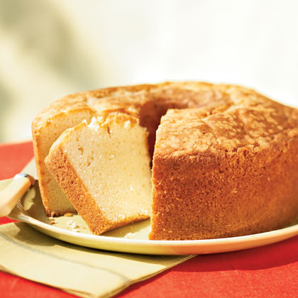 Sour Cream Pound Cake Recipe Myrecipes Com
