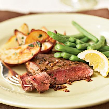Italian Ribeye Steak