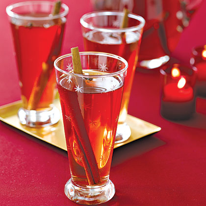Spiced Holiday Punch Recipe