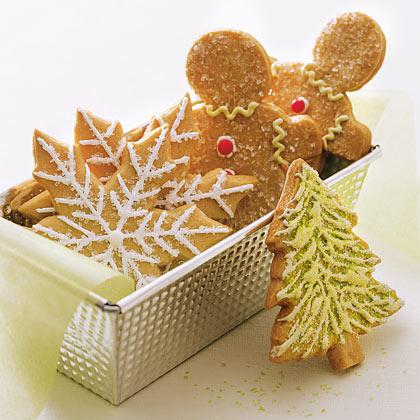 Decorated Sugar CookiesRecipe
