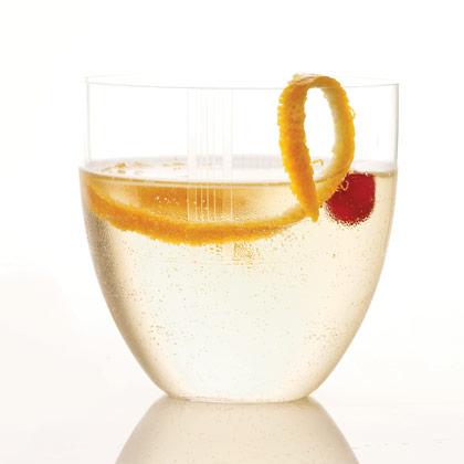 White Cranberry-Citrus Punch