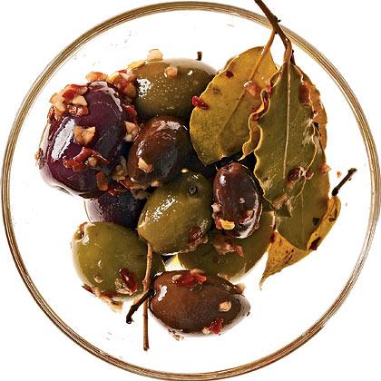 Zesty Olives