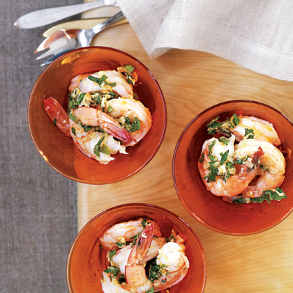 Ginger-Marinated Shrimp Recipe