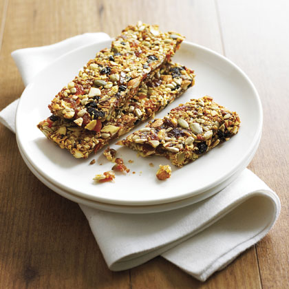 Fruit-and-Nut Breakfast Bars Recipe