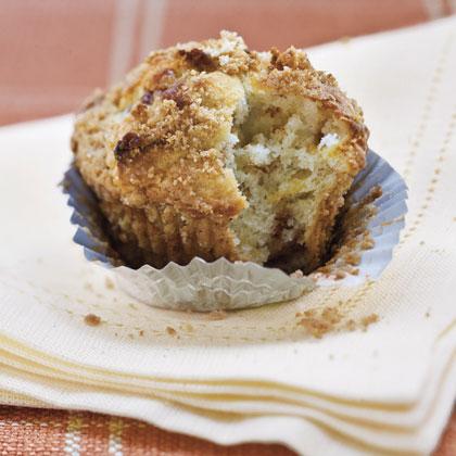 Cinnamon Streusel Muffins Recipe